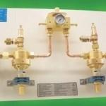 Hệ thống khí y tế - bộ điều phối khí 70m3